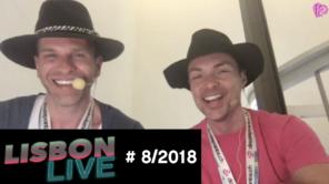 LISBON LIVE 8/2018