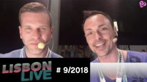 LISBON LIVE 9/2018