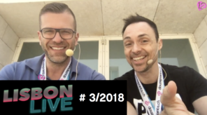 LISBON LIVE 3/2018
