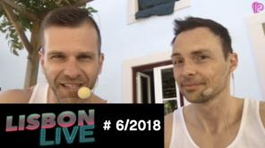 LISBON LIVE 6/2018