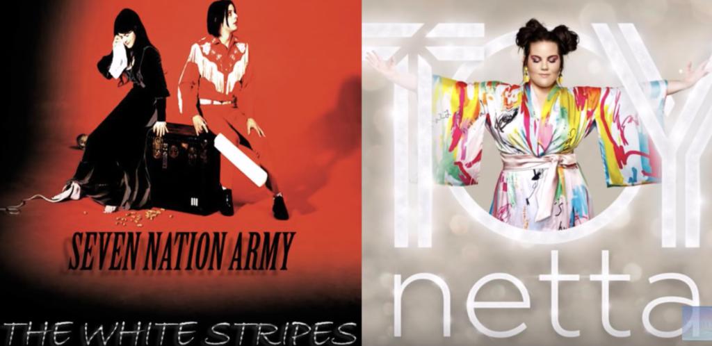 netta-toy-the-white-stripes-seven-nation-army-plagiat