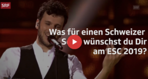 SRF Eurovision Song Contest 2019 Jury-Panel