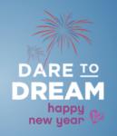 Happy New Year Eurovision Song Contest 2019 Tel Aviv Dare To Dream