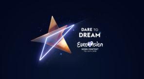 Artwork Logo Eurovision Song Contest 2019 Tel Aviv Israel Dare To Dream KAN