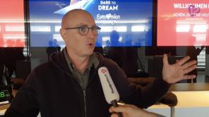 Jean-Marc Richard RTS Eurovision Song Contest 2019 Tel Aviv Luca Hänni She Got Me