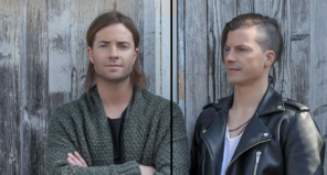 Sinplus Eurovision Song Contest 2019 Switzerland announcing points Ivan and Gabriel Brogginil