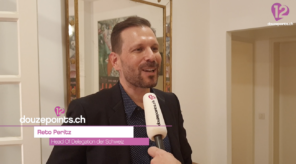 Reto Peritz Head of Delegation Schweiz Eurovision Song Contest 2019
