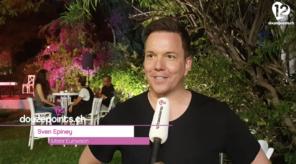 Sven Epiney SRF Eurovision Song Contest 2019 Tel Aviv