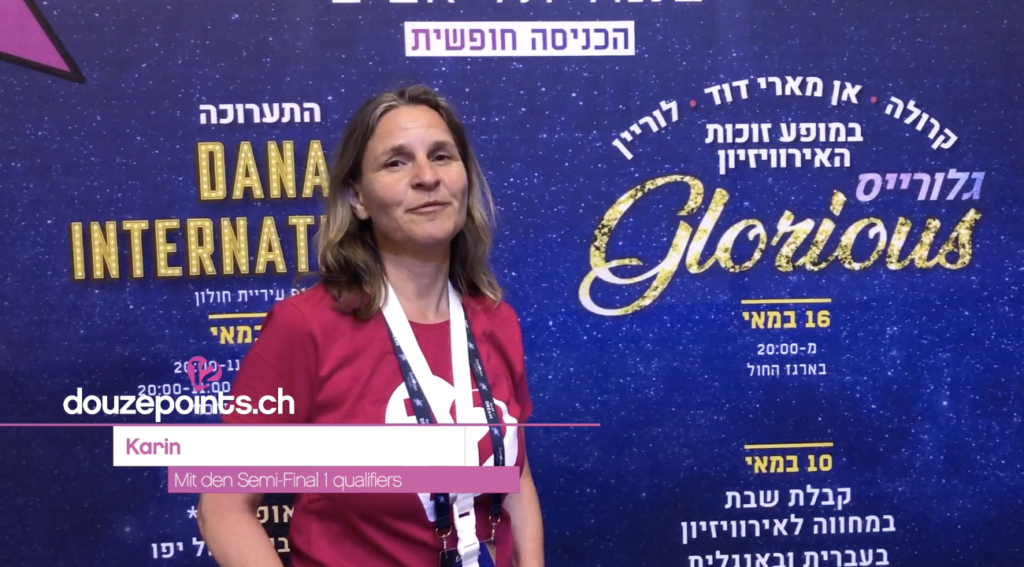 qualifiers 1st semi final eurovision song contest 2019 tel aviv