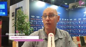 Jean-Marc Richard RTS Eurovision Song Contest 2019 Tel Aviv