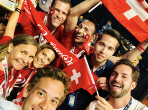Eurovision Song Contest 2019 Tel Aviv Swiss Fans