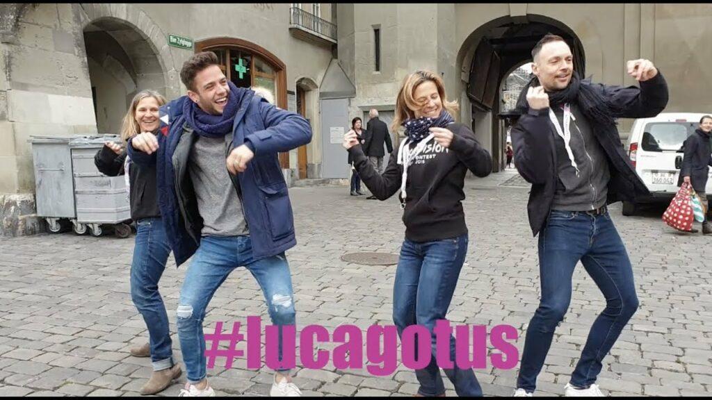 Dance with Luca - Bern