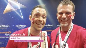 Top 5 ESC 2019 Eurovision douzepoints.ch