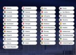 Eurovision Song Contest 2020 Rotterdam participants 41 countries