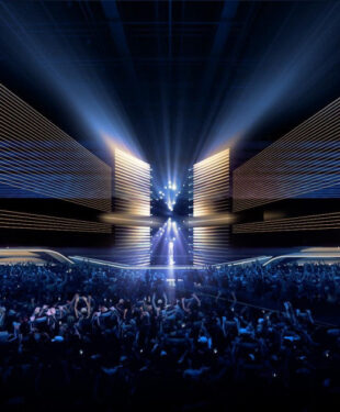 Eurovision Song Contest 2020 Rotterdam Stage Design