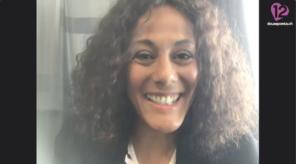 Angélique Beldner Spokesperson Punktefee Eurovision Song Contest 2021 Rotterdam SRF