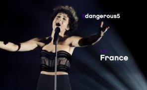 Barbara Pravi France Voila Eurovision Song Contest 2021