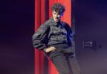 Gjon's Tears Flag Parade Grand Final Eurovision Song Contest 2021