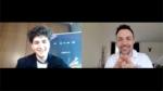 Interview de Gjon's Tears avant la 2ème demi-finale - Tout l'Univers - Eurovision Song Contest 2021
