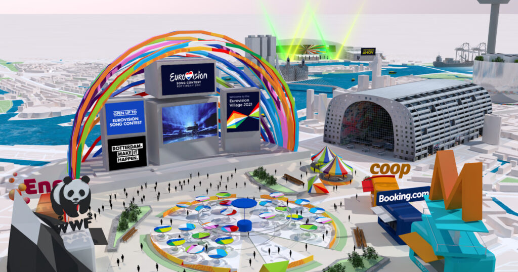 Online Eurovision Village Rotterdam 2021
