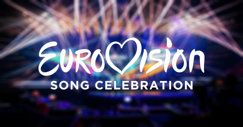 Eurovision Song Celebration Live On Tape Song Contest 2021