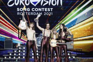 Maneskin Eurovision Song Contest 2021 Winner Zitti e Buoni