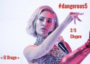 Elena Tsagrinou, Cyprus, First Rehearsal, Rotterdam Ahoy, 9 May 2021